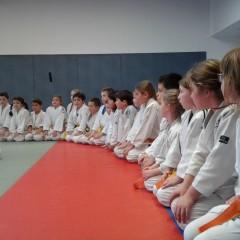Stages de Judo
