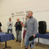 Jason Grandry à l'honneur lors des trophées du judo Breton