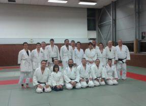 Le C.F.A. au judo
