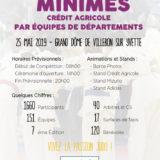 10 minimes du club à la Coupe de France par équipes de départements