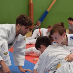 Passage de grades et grand prix Technique