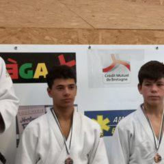 Premier tournoi Cadet et seniors de la saison :Lamballe