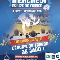 Mercredi de l'Équipe de France le 4 mars 2020 à Gouesnou