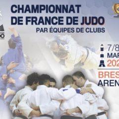 Reservez vos places pour le CHAMPIONNAT DE FRANCE DE JUDO 1ère DIVISION PAR ÉQUIPES DE CLUBS à Brest