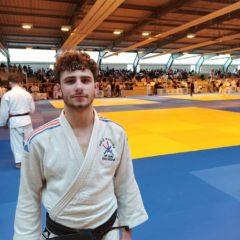 Demie Finale juniors à Nantes : 3 Combattants