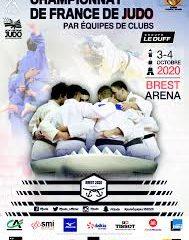 Réouverture de la billetterie – championnat de france les 3 et 4 octobre prochains à l'Arena de Brest.