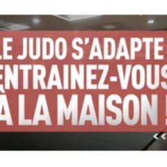 Les «Moments Judo» à la maison
