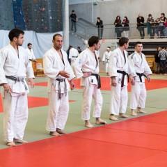 JUDO Quimper équipe sénior D1 le 24 01 2016