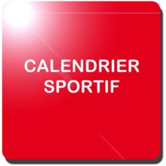 Calendrier prévisionnel sportif saison 2019/2020