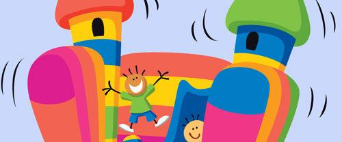 Jeux gonflables pour les 2014 à 2011
