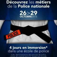 Stage en Partenariat avec la Police Nationale pour les 16ans et +